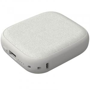 Зарядные устройства и адаптеры Внешний аккумулятор с поддержкой беспроводной зарядки Xiaomi Solove W5 White фото