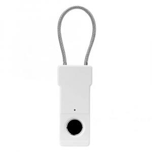 Замки врезные Умный навесной замок YouSmart C1 Portable Mini Smart Fingerprint Lock White фото