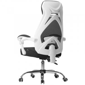 Офисное кресло Xiaomi HBADA Cloud Shield Ergonomic Office Chair White фото