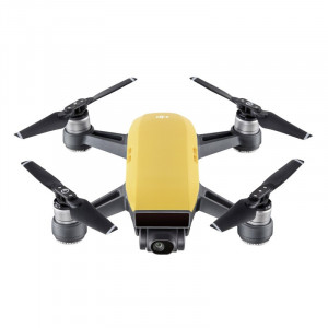 Квадрокоптер DJI Spark Fly More Combo Yellow  - купить со скидкой