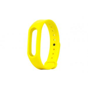 Ремешки для умных часов Ремешок для Xiaomi Mi Band 2 Yellow фото