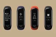Xiaomi представила смарт-браслет Xiaomi Mi Band 3 с поддержкой NFC