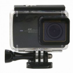 Экшн-камера с аквабоксом Xiaomi YI 4K Action Camera Waterproof Case Kit Black