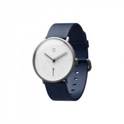 Умные часы Xiaomi  Mijia Quartz Watch Blue (SYB01)