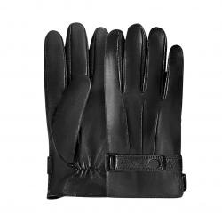 Кожаные перчатки Xiaomi Mi Qimian Touch Gloves Man размер S (STM701C)