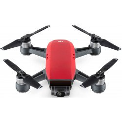 Квадрокоптер DJI Spark Fly More Combo Red