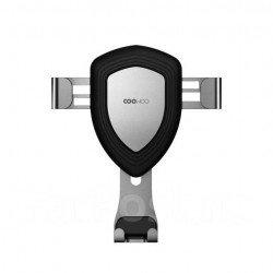 Автомобильный держатель с силой тяжести для смартфонов Xiaomi CooWoo Gravity Holder Silver