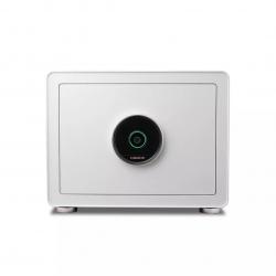 Умный электронный сейф с датчиком отпечатка пальца Xiaomi CRMCR Cayo Anno Fingerprint Safe Deposit Box 30Z (BGX-X1-30Z) Pure White