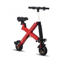 Складной Электрический Скутер Electric Scooter Xcape X Cross Red