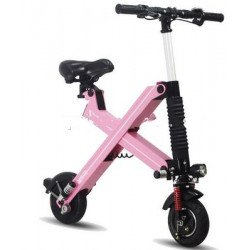Складной Электрический Скутер Electric Scooter Xcape X Cross Pink