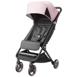 Детская коляска-трансформер Xiaomi MITU Bunny Folding Stroller Pink (MTTC01BT)