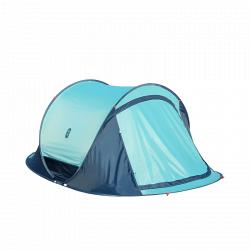 Туристическая палатка на 3-4 человека Xiaomi Camping Tent Sky Blue