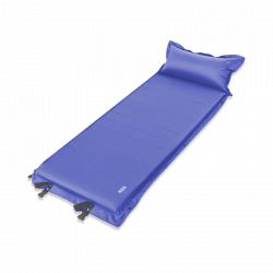 Туристический матрас с надувной подушкой Xiaomi Zaofeng Аutomatic Inflatable Pillow Sapphire Blue