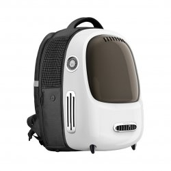 Рюкзак-переноска для кошек Xiaomi Petkit Fresh Wind Cat Backpack White