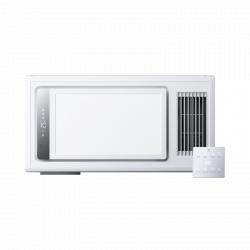 Климатический комплекс c освещением для ванной комнаты Xiaomi Viomi Yumni Internet Yuba Wind Warm Touch Edition (VXYB01-FN)