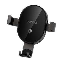 Автомобильный держатель для смартфона с функцией беспроводной зарядки Xiaomi 70mai Vehicle Wireless Charging Phone Holder (Midrive PB01)