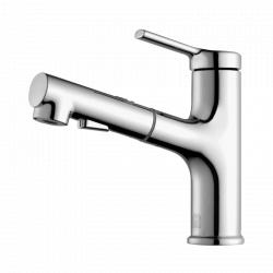 Смеситель для раковины Xiaomi Extracting Faucet Tall (DXMP001)