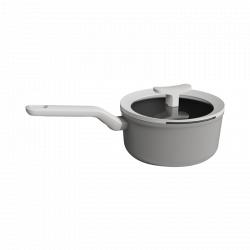 Ковшик с крышкой Xiaomi BergHOFF Leo Non-stick Lid Bucket 18cm (2 л)