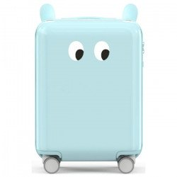 Детский чемодан Xiaomi Childish Little Ear Trolley Case 18 дюймов Blue