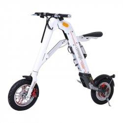 Складной Электрический Скутер Freego ES-R36 White