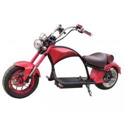 Электроскутер Чоппер Harley Rooder R804 M1 Red version 2019