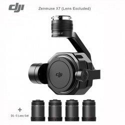 Подвес с камерой DJI Zenmuse X7 + 4 объектива