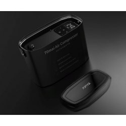 Пневматический насос для автомобильных шин Xiaomi 70mai Car Tire Inflator Pump Black (Midrive TP01)