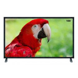 Телевизор 100 дюймов ULTRA LED TV 100 4K UHD (Русское меню)