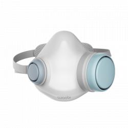 Маска-респиратор Xiaomi Airmotion Woobi Plus Clear Mask Adult White