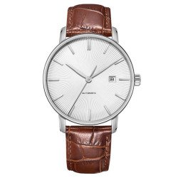 Механические часы Xiaomi Twenty Seventeen Light Mechanical Watch Brown