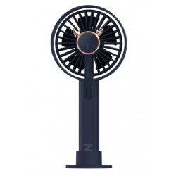 Переносной настольный вентилятор Xiaomi Love Life Portable Handheld Fan Dark Blue