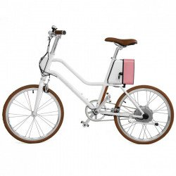 Электровелосипед Xiaomi YunBike C1 Womens White