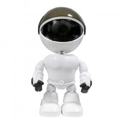 IP камера Hiseeu Robot Camera 960p R003 White
