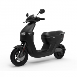 Электроскутер Xiaomi Molinks Electric Motorcycle Enjoy Version 800 Вт Black (1 аккумуляторная батарея)