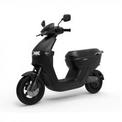 Электроскутер Xiaomi Molinks Electric Motorcycle Enjoy Version 800 Вт Black (1 аккумуляторная батарея)