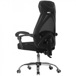 Офисное кресло Xiaomi HBADA Cloud Shield Ergonomic Office Chair Black
