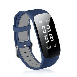 Фитнес-браслет Fitness Tracker Watch Z17 Sports Blue