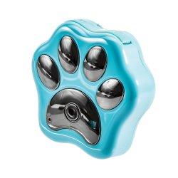 GPS трекер для собак и кошек Real Find V-30 с поддержкой WiFi Blue