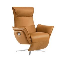 Кресло-реклайнер из натуральной кожи электрическое Xiaomi UE Yoyo Real Leather Leisure Electric Chair Boya Camel