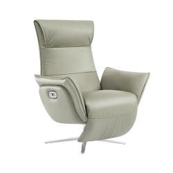 Кресло-реклайнер из натуральной кожи электрическое Xiaomi UE Yoyo Real Leather Leisure Electric Chair Light Luxury Gray