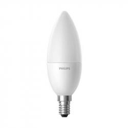 Умная лампочка Xiaomi Philips Smart E14 LED Candle Bulb Matte Version (9290018615)