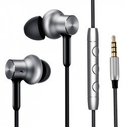 Наушинки - Гарнитура Xiaomi Mi In-Ear Headphones Pro HD Silver