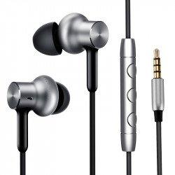 Наушинки - Гарнитура Xiaomi Mi In-Ear Headphones Pro HD Silver