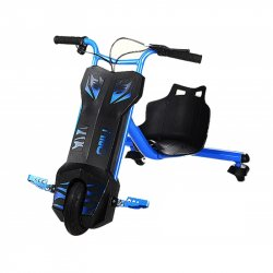 Электроскутер для дрифта PowerRider 360 Blue-Black