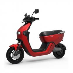 Электроскутер Xiaomi Molinks Electric Motorcycle Enjoy Version 800 Вт Red (2 аккумуляторные батареи)