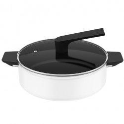 Кастрюля для Индукционной плиты Xiaomi Zhiwu Cooking Pot White (ZGTGZE1TCM)