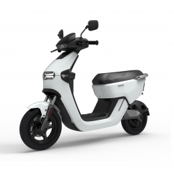 Электроскутер Xiaomi Molinks Electric Motorcycle Enjoy Version 800 Вт White (1 аккумуляторная батарея)
