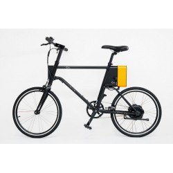 Электровелосипед Xiaomi YunBike C1 Men Benz Black