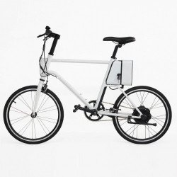 Электровелосипед Xiaomi YunBike C1 Men Benz White