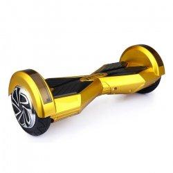 Гироскутер Мини Сегвей Smart Balance Wheel 8 Золотой-Черный